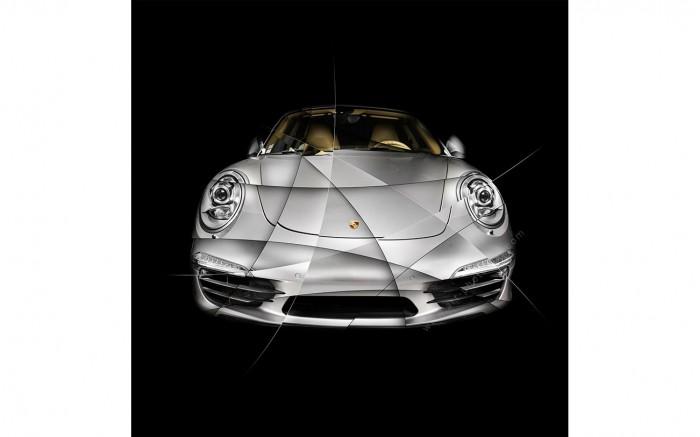 Tableau Porsche 911 - 991 I