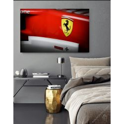 Ferrari Formule 1 F248 IV Photography Limited & Numbered