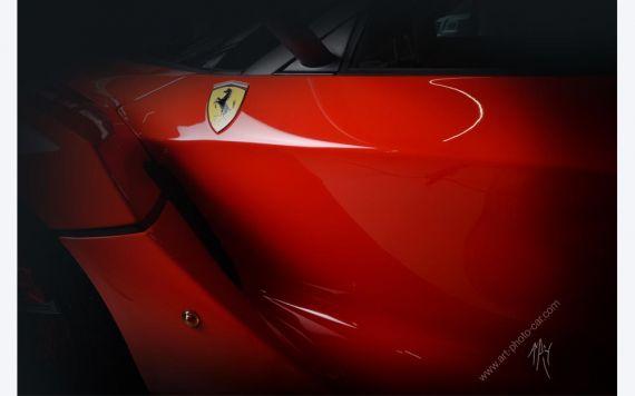 Ferrari Laferrari photographie