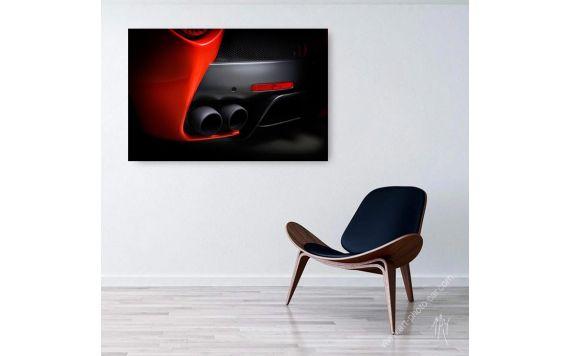 Ferrari Laferrari art