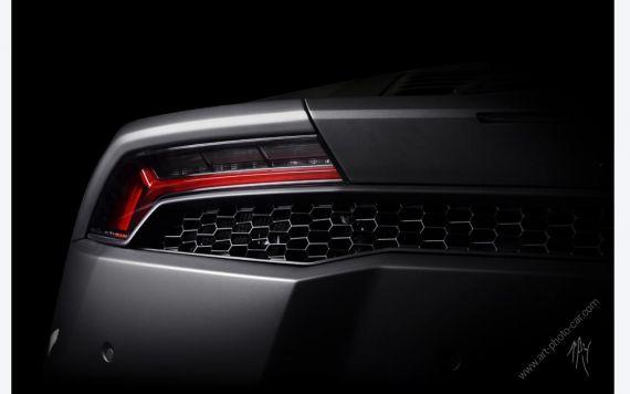 Lamborghini Huracan Grey photo