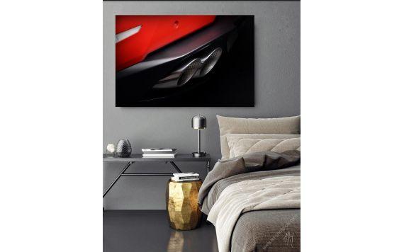 Lamborghini Huracan Red photos
