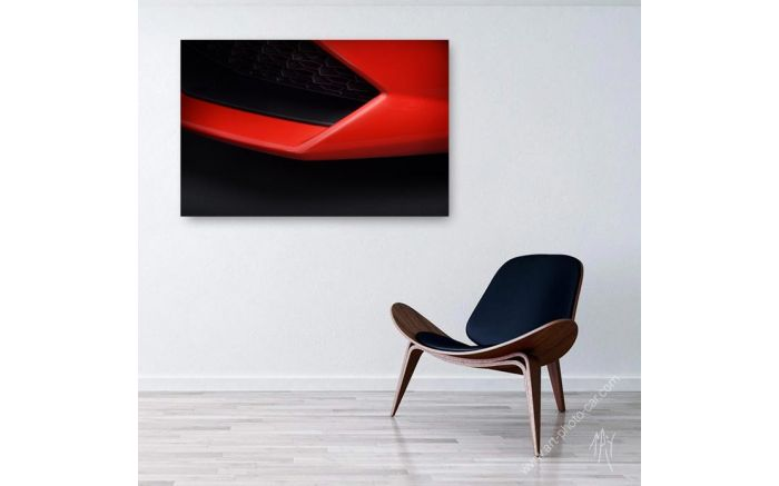 Lamborghini Huracan Red limited edition