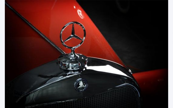 Mercedes 290 Roadster photo