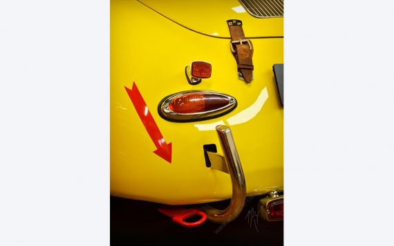 Porsche 356 BT6 Photo