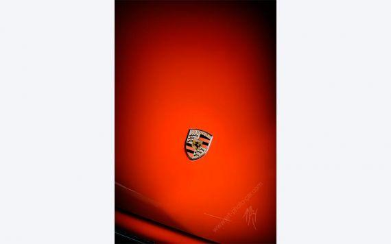 Porsche 911 Classic photography