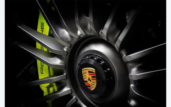 Porsche 918 Spyder photographie