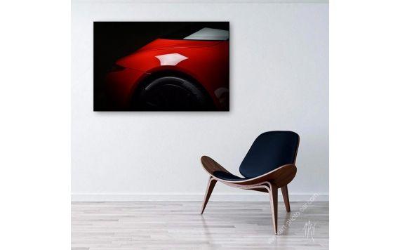Porsche 911 Targa 4 GTS photo I