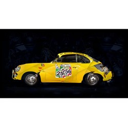 Art Photo Porsche 356 BT6 Coupe
