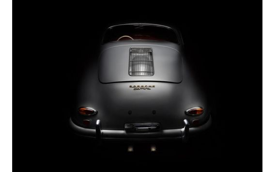Porsche 356 A Carrera GS 1500 limited edition photo prints