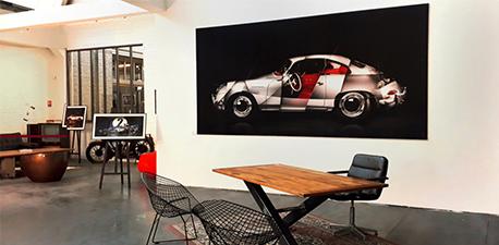 aménagement artistique de votre garage