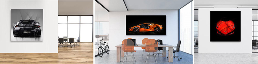 Lamborghini automotive artwork fine art print signed and limited