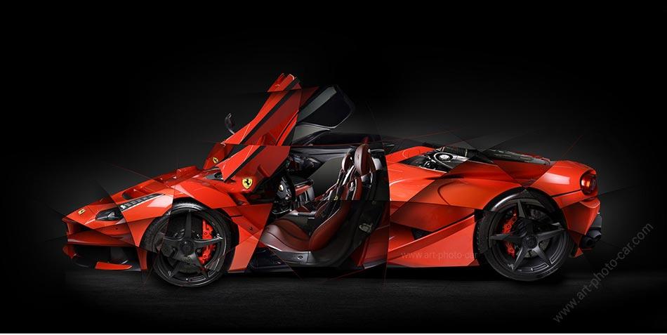 Art Ferrari Tableaux Photographie