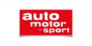 """Auto Motor and Sport"" publication about the artworks of Amaury Dubois 
