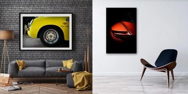 Amaury Dubois's new collection of car photos available for sale