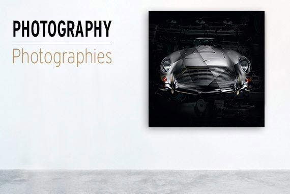 Photographie d'art automobile