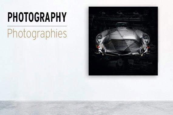 car's art photography